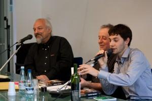 Conferenza con Eugenio Finardi, quarant'anni di rock