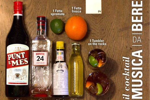 "Il Cocktail ""Musica da Bere"""