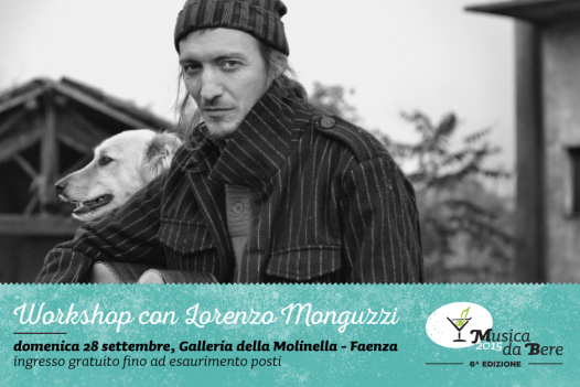 Workshop MdB con Lorenzo Monguzzi