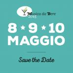 Save the Date – 8-9-10 maggio