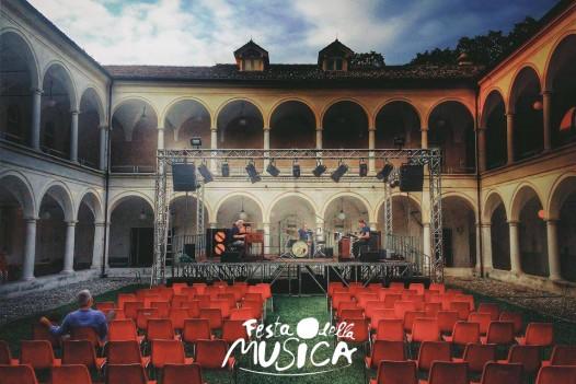 Chiostro del Teatro S. Chiara