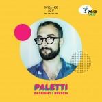 Paletti – Targa Musica da Bere 2017