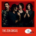 Targa MdB 2019 ai The Zen Circus