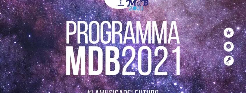il programma di Musica da Bere 2021
